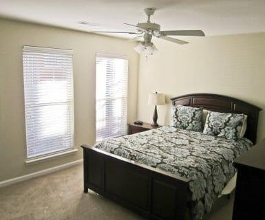 2 Bedroom Flat - 2nd Bedroom - Charlottesville UVa Condo Rentals