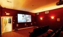 Invite friends over and have a private screening of your favorite movie at the Woodlands of Charlottesville