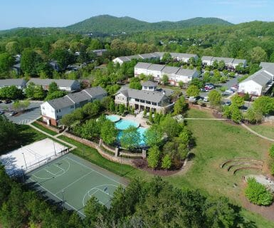 Amazing Views at Woodlands of Charlottesville