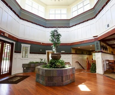 Woodlands of Charlottesville pays attention to detail