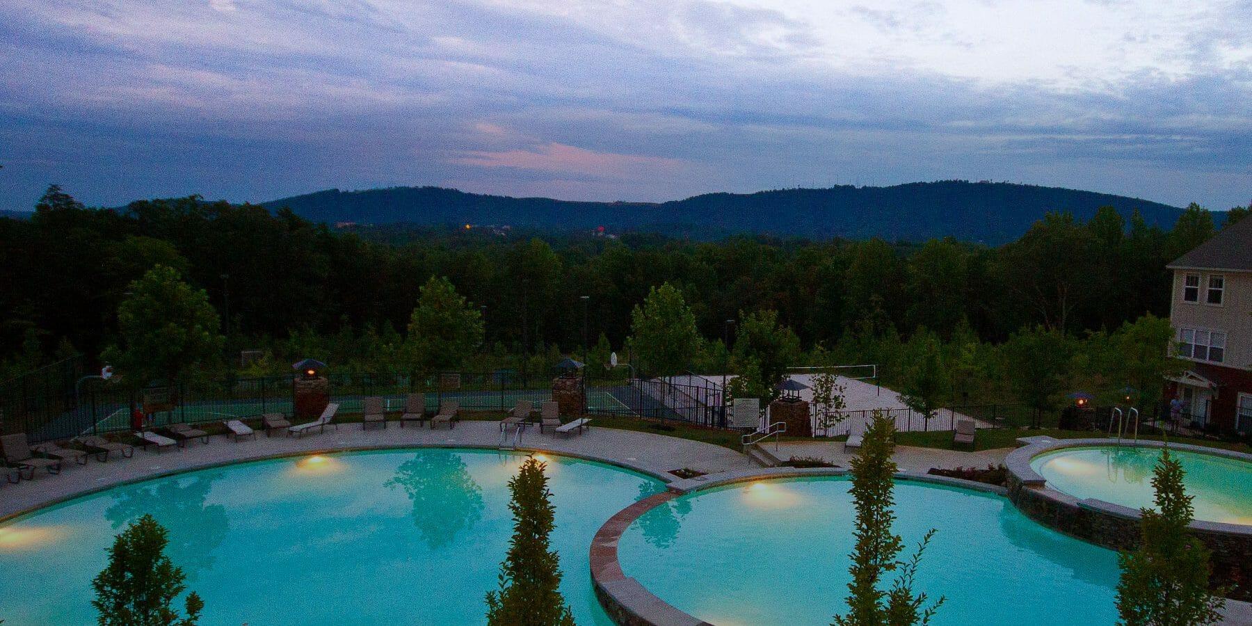 Charlottesville Luxury Condo Rentals