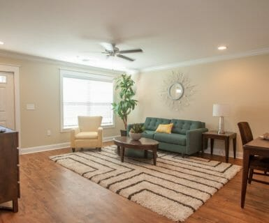 2 Bedroom Flat - Woodlands of Charlottesville - Virtual Tour